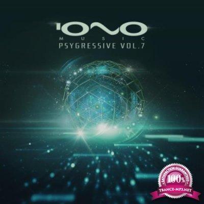 Iono Music - Psygressive, Vol. 7 (2019)