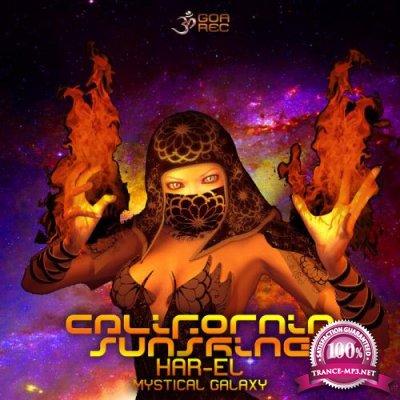 California Sunshine - Mystical Galaxy (2019)