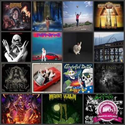 Rock & Metal Music Collection Pack 066 (2019)