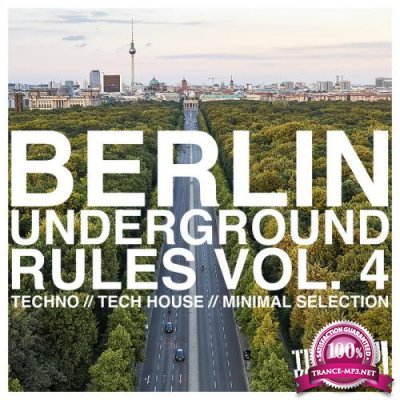Berlin Underground Rules, Vol. 4 (2019)