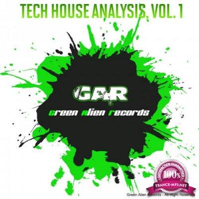 Tech House Analysis, Vol. 1 (2019)