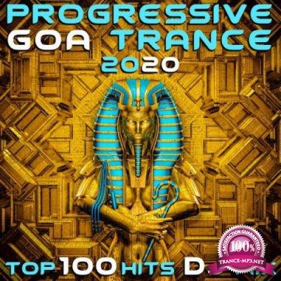 Progressive Goa Trance 2020 Top 100 Hits DJ Mix (2019)