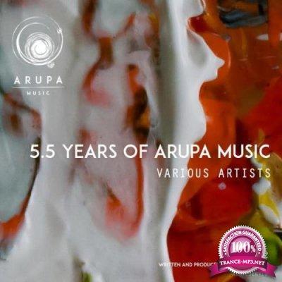 5.5 Years of Arupa Music (2019)
