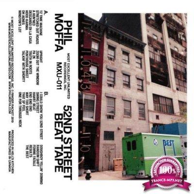 Phil Moffa - 52nd Street Beat Tape (2019)