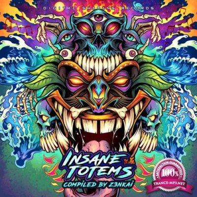 Insane Totems (2019) FLAC