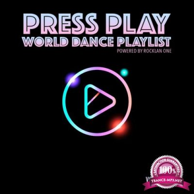 Rocklan One Present Press Play World Dance Playlist Volume 1 (2019)