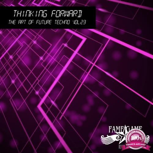 Thinking Forward - The Art of Future Techno, Vol. 23 (2019)