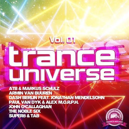 MORE Music - Trance Universe Vol. 01 (2019) FLAC