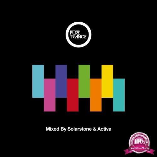 Solarstone & Activa - Pure Trance Vol. 8 (Mixed+UnMixed) (2019) FLAC