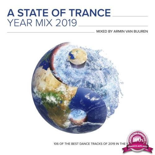Armin van Buuren - A State Of Trance Year Mix 2019 (2019)