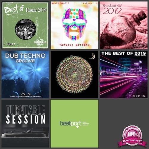 Beatport Music Releases Pack 1655 (2019)