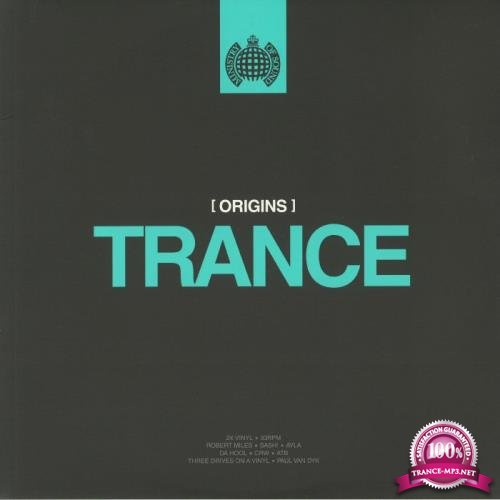 Ministry of Sound: Origins of Trance (2019)