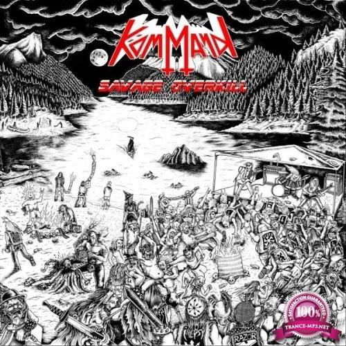 Koemmand - Savage Overkill (2019)
