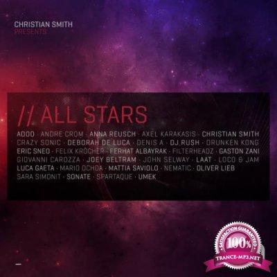Tronic - All Stars 2020 (2019)
