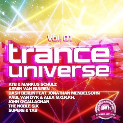 MORE Music - Trance Universe Vol. 01 (2019) FLAC