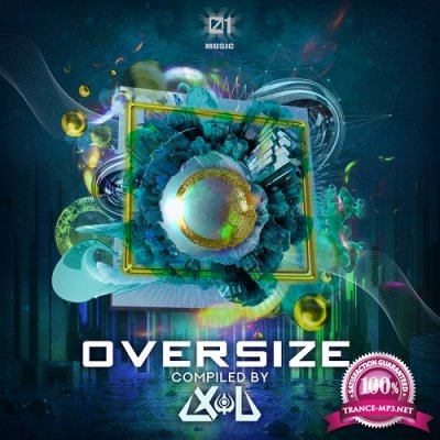 VA - Oversize (Compiled by LX-D) (2019)