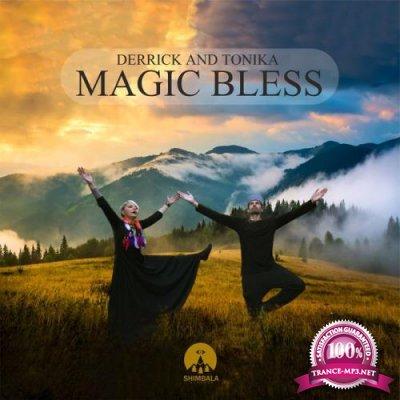 Derrick & Tonika - Magic Bless LP (2019)