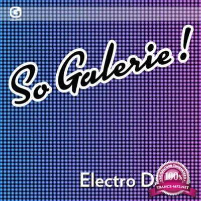Eddy Pradelles & Jok'a'Face - So Galerie Electro Dance (2019)