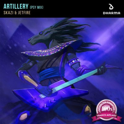Skazi & Jetfire - Artillery (PSY Mix) (Single) (2019)