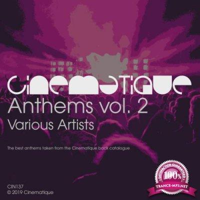 Cinematique - Anthems Vol 2 (2019)