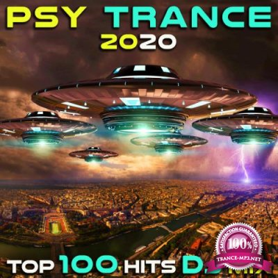 Doctor Spook: Psytrance 2020 Top - 100 Hits Dj Mix (2019)