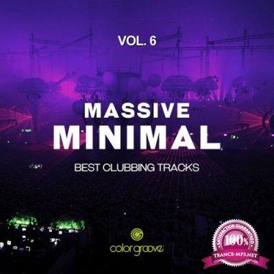 Massive Minimal, Vol. 6 (Best Clubbing Tracks) (2019)
