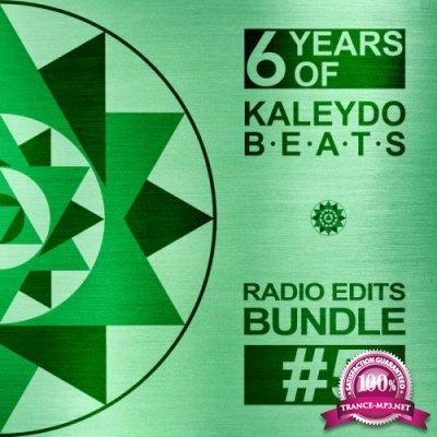6 Years Of Kaleydo Beats Radio Edits Bundle 5 (2019)