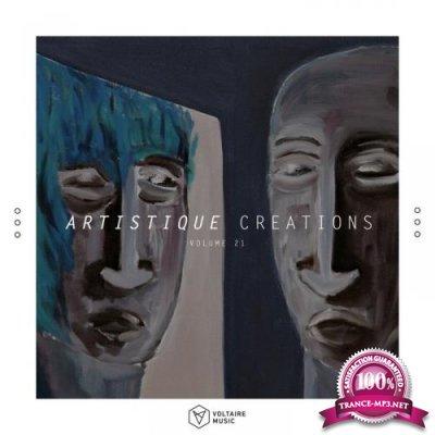 Artistique Creations, Vol. 21 (2019)