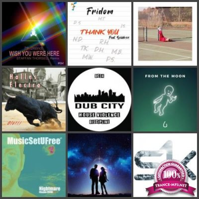 Beatport Music Releases Pack 1594 (2019)