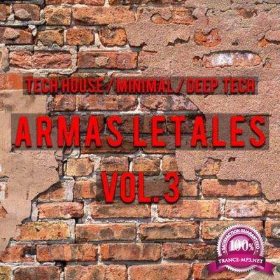 Armas Letales Vol. 3 (2019)