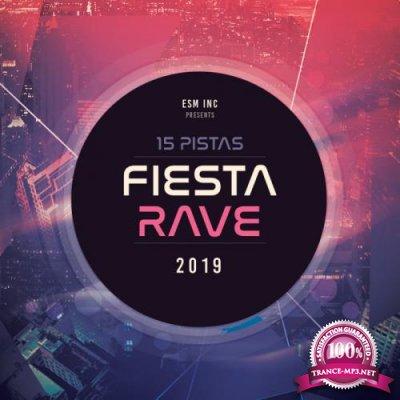 15 Pistas Fiesta Rave 2019 (2019)