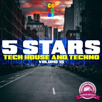 5 Stars Tech House & Techno Vol 15 (2019)