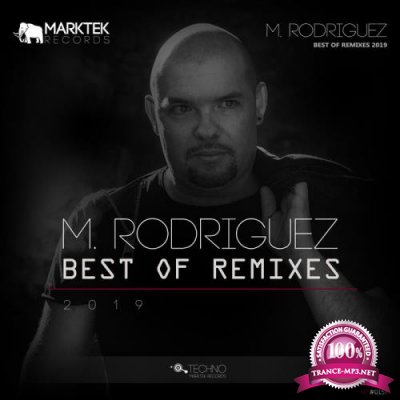 M. Rodriguez Best Of Remixes 2019 (2019)
