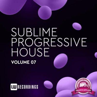 Sublime Progressive House, Vol. 07 (2019)