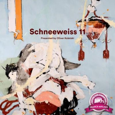 Oliver Koletzki presented Schneeweiss 11 (2019) FLAC