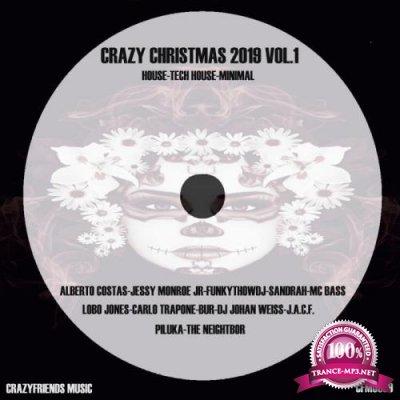 Crazy Christmas 2019 Vol.1 (2019)