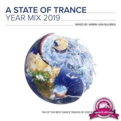 Armin van Buuren - A State Of Trance Year Mix 2019 (2019)