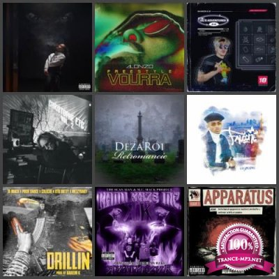 Electronic, Rap, Indie, R&B & Dance Music Collection Pack (2019-12-13)