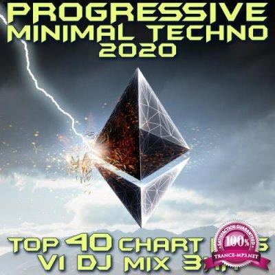 Progressive Minimal Techno 2020 Top 40 Chart Hits, Vol. 1 (2019)