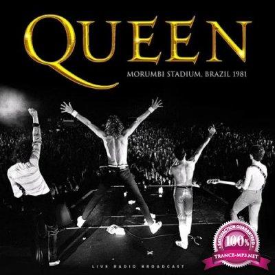 Queen - Morumbi Brazil 1981 (Live) (2019)