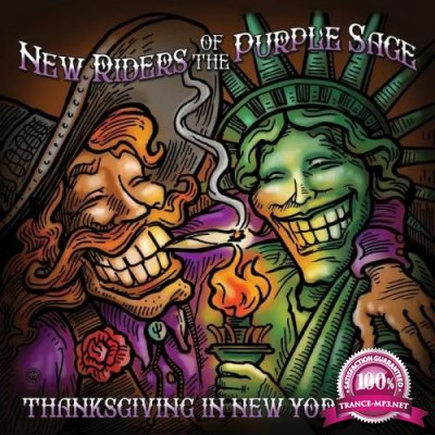 New Riders Of The Purple Sage - Thanksgiving In New York City (Live) (2019)