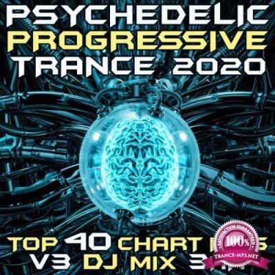 Psychedelic Progressive Trance 2020 Top 40 Chart Hits, Vol. 3 (2019)