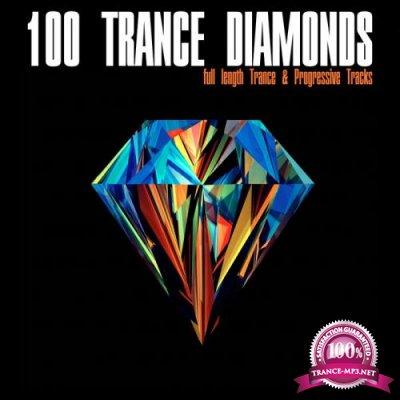 Terminal 01 Recordings - 100 Trance Diamonds (2019)