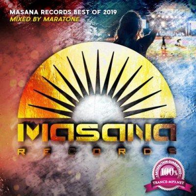 Masana Records Best Of 2019 (2019)