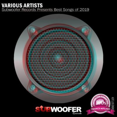 Subwoofer Red Records Presents: Best Songs Of 2019 (2019)