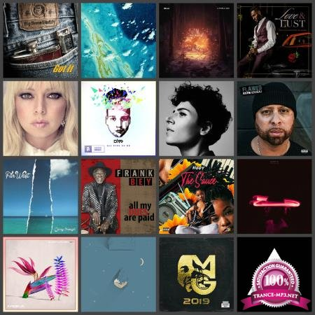 Electronic, Rap, Indie, R&B & Dance Music Collection Pack (2020-01-28)