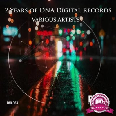 2 Years of DNA Digital Records (2020)