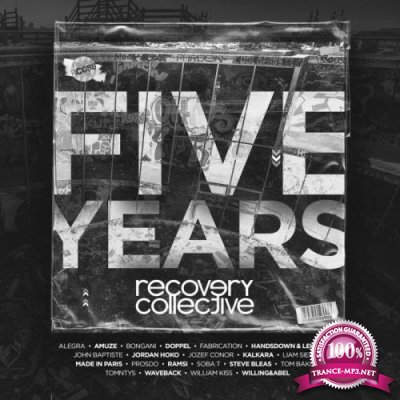 Celebrating 5 Years of Recovery Collective (2020)