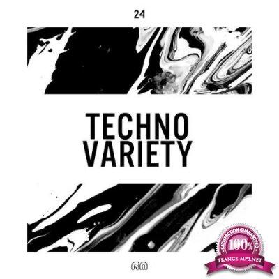 Techno Variety 24 (2020)