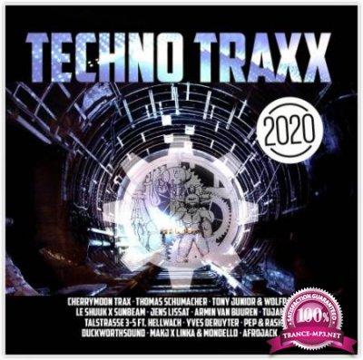 Zyx Music - Techno Traxx (2020)